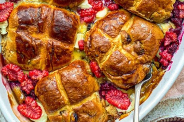 3 Ways to enjoy hot cross buns this Easter