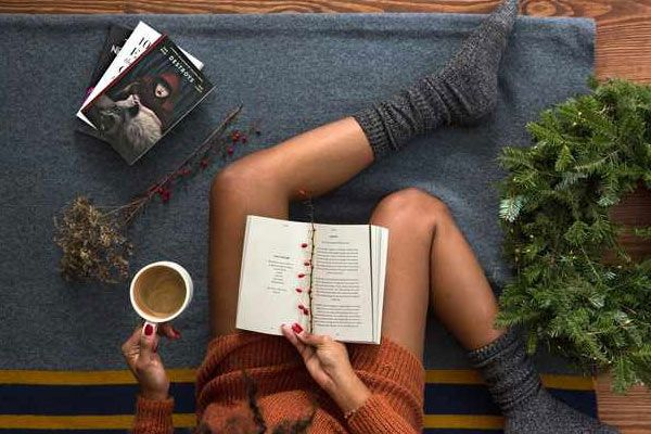 We've got you covered with these books that are really a gift to yourself