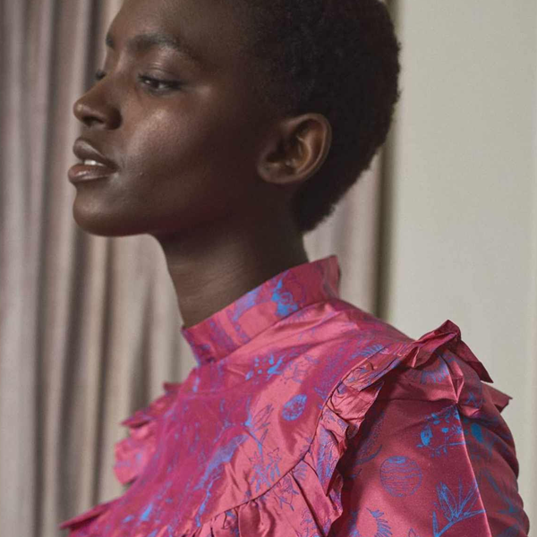 Sindiso Khumalo's SS22 is a tribute to African history